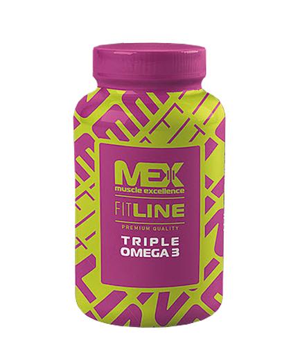MEX Triple Omega-3 / 90 Soft.