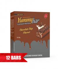 BODYRAISE NUTRITION Yummy Flapjack Bar / 12 x 75g.