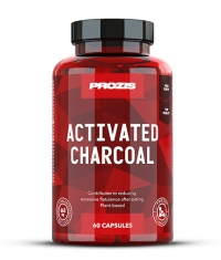 PROZIS Activated Charcoal / 60 Caps.
