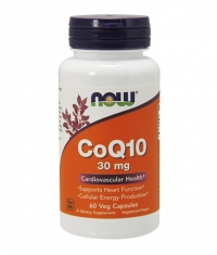 NOW CoQ10 30mg. / 60 VCaps.