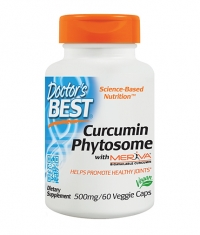 DOCTOR'S BEST Curcumin Phytosome 500mg. / 60 Vcaps.