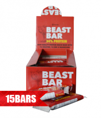 NUTRIM Beast Bar / 15 x 50g.