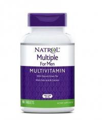 NATROL Multiple For Men Multivitamin / 90 Tabs.