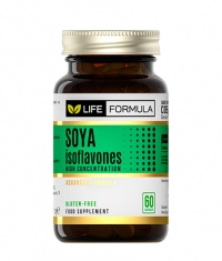 LIFE FORMULA Soya Isoflavones / 60 Caps.