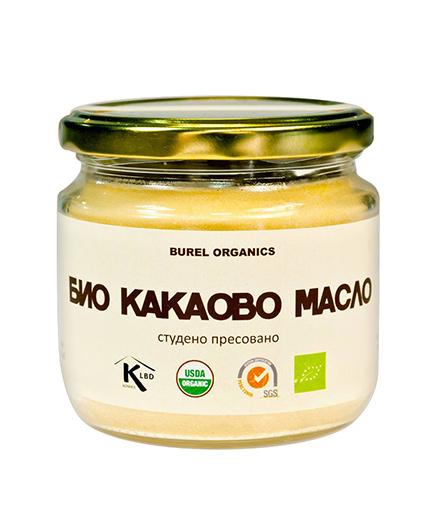 BUREL ORGANICS Organic Cocoa Oil