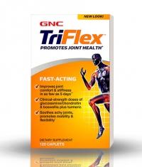 GNC TriFlex Fast-Acting / 120 Caps.