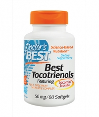 DOCTOR'S BEST Tocotrienols 50mg. / 60 Soft.