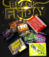 PROMO STACK Black Friday Sachets Stack / x3
