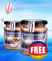 PROMO STACK CYBER Hazelnut Tahini 1+1 FREE