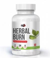 PURE NUTRITION Herbal Burn / 60 Caps.
