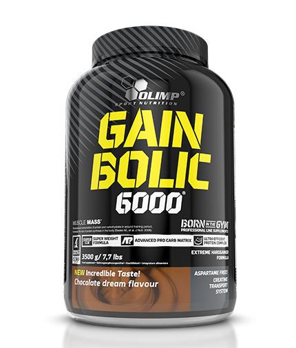 OLIMP Gain Bolic 6000 7.7 lbs.