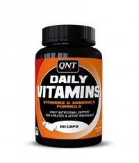 QNT Daily Vitamins / 60 Caps.