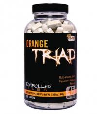 CONTROLLED LABS Orange Triad 270 Tabs.