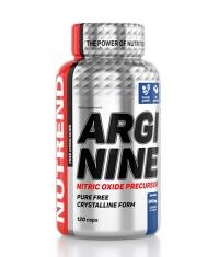 NUTREND Arginine / 120 Caps.