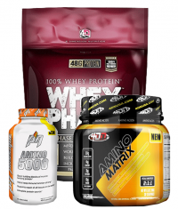 PROMO STACK Physique Stack 4