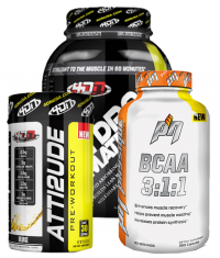 PROMO STACK Physique Stack 15