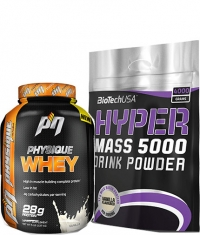 PROMO STACK Physique Stack 22