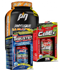 PROMO STACK Physique Stack 25