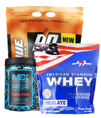 PROMO STACK Physique Stack 64