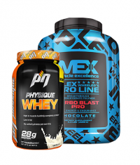 PROMO STACK Physique Stack 68