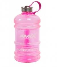 AMIX Water Bottle 2.2 Liter / Pink