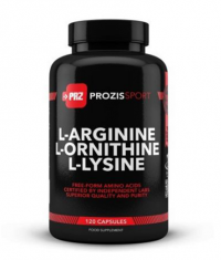 PROZIS L-Arginine L-Ornithine L-Lysine
