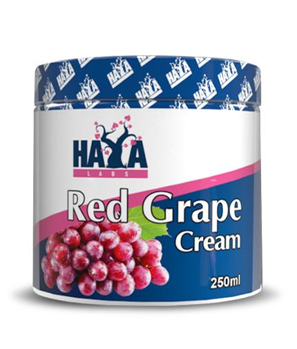 HAYA LABS Red Grape Cream 250ml.