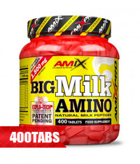 AMIX Big Milk Amino / 400 Tabs.