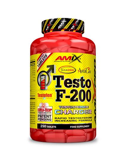 AMIX AmixPro®TestoF-200 ® / 250 Tabs.