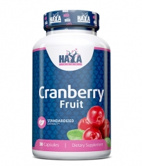 HAYA LABS Cranberry Fruit Extract / 30 Caps.