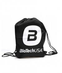 BIOTECH USA Gymbag B / Black