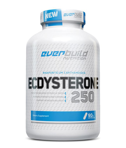 EVERBUILD Ecdysterone / 90 Caps