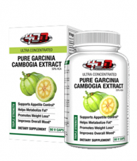4DN Pure Garcinia  Cambogia Extract / 90caps.