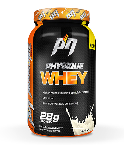 PHYSIQUE NUTRITION Physique Whey