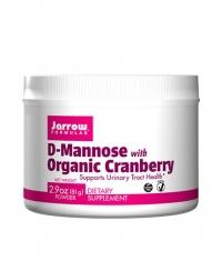 Jarrow Formulas D-Mannose With Organic Cranberry