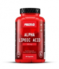PROZIS Alpha Lipoic Acid 500mg / 60 Caps.