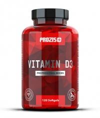 PROZIS Vitamin D3 800IU / 120 Soft.