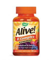 NATURES WAY Alive B-Complex Gummies / 60 Gummies