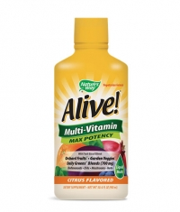 NATURES WAY Alive Multi-Vitamin / 900ml.
