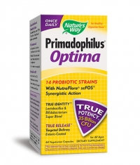 NATURES WAY Primadophilus Optima / 60 Vcaps.