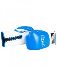 PULEV SPORT Blue Boxing Gloves