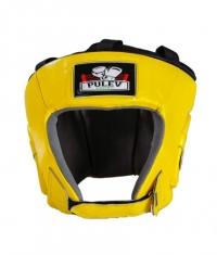 PULEV SPORT Headguard Classic / Yellow