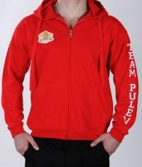 PULEV SPORT Boxing Sweatshirt / Red