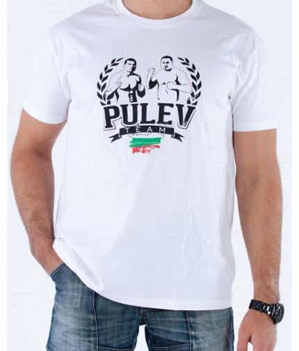 PULEV SPORT Pulev Brothers T-Shirt White