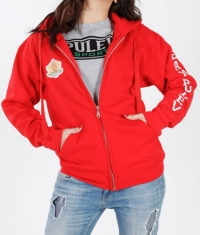 PULEV SPORT Boxing Sweatshirt Women / Red