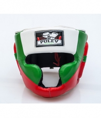 PULEV SPORT Headguard Cheek Protect / Flag