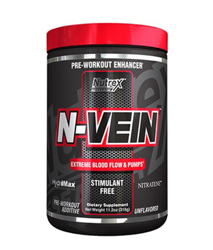 NUTREX N-VEIN 0.318