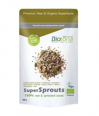 BIOTONA SuperSprouts 100% Raw