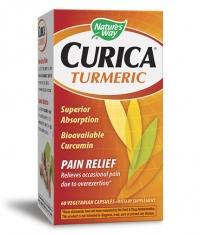 NATURES WAY Curica® Turmeric 300mg. / 60 Vcaps.