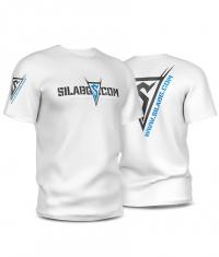 SILA BG Тениска СИЛА БГ / Бяла